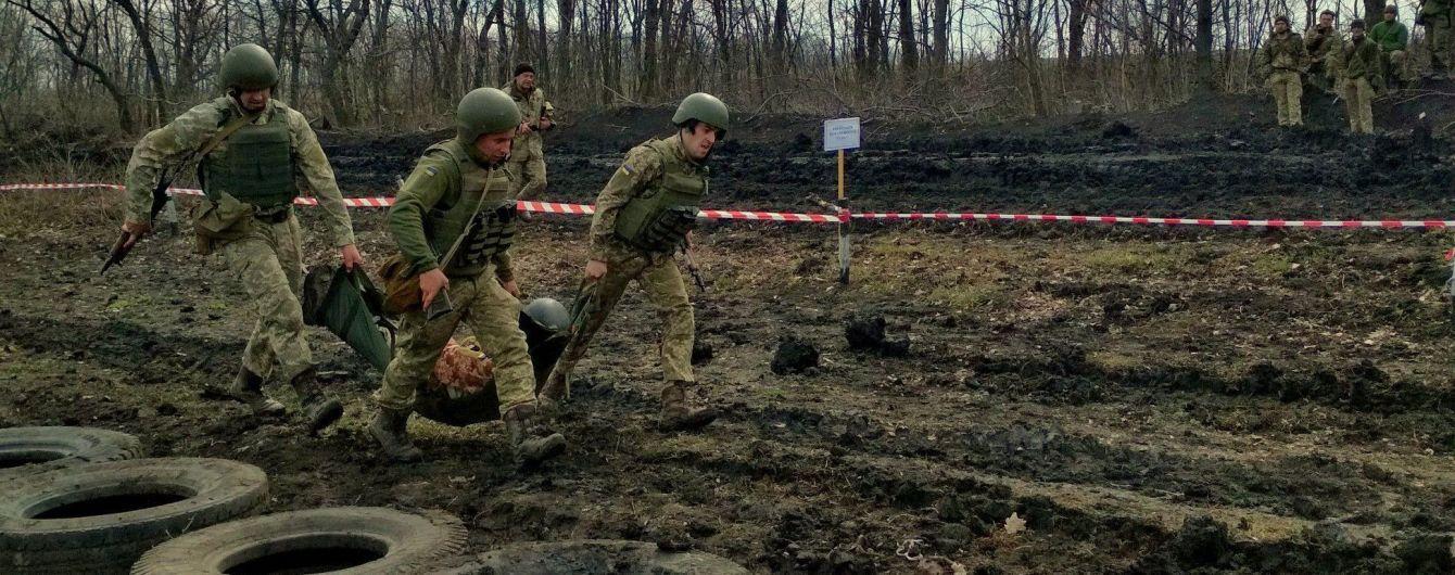 На Луганщині бойовики намагалися витиснути українських воїнів з їхніх позицій