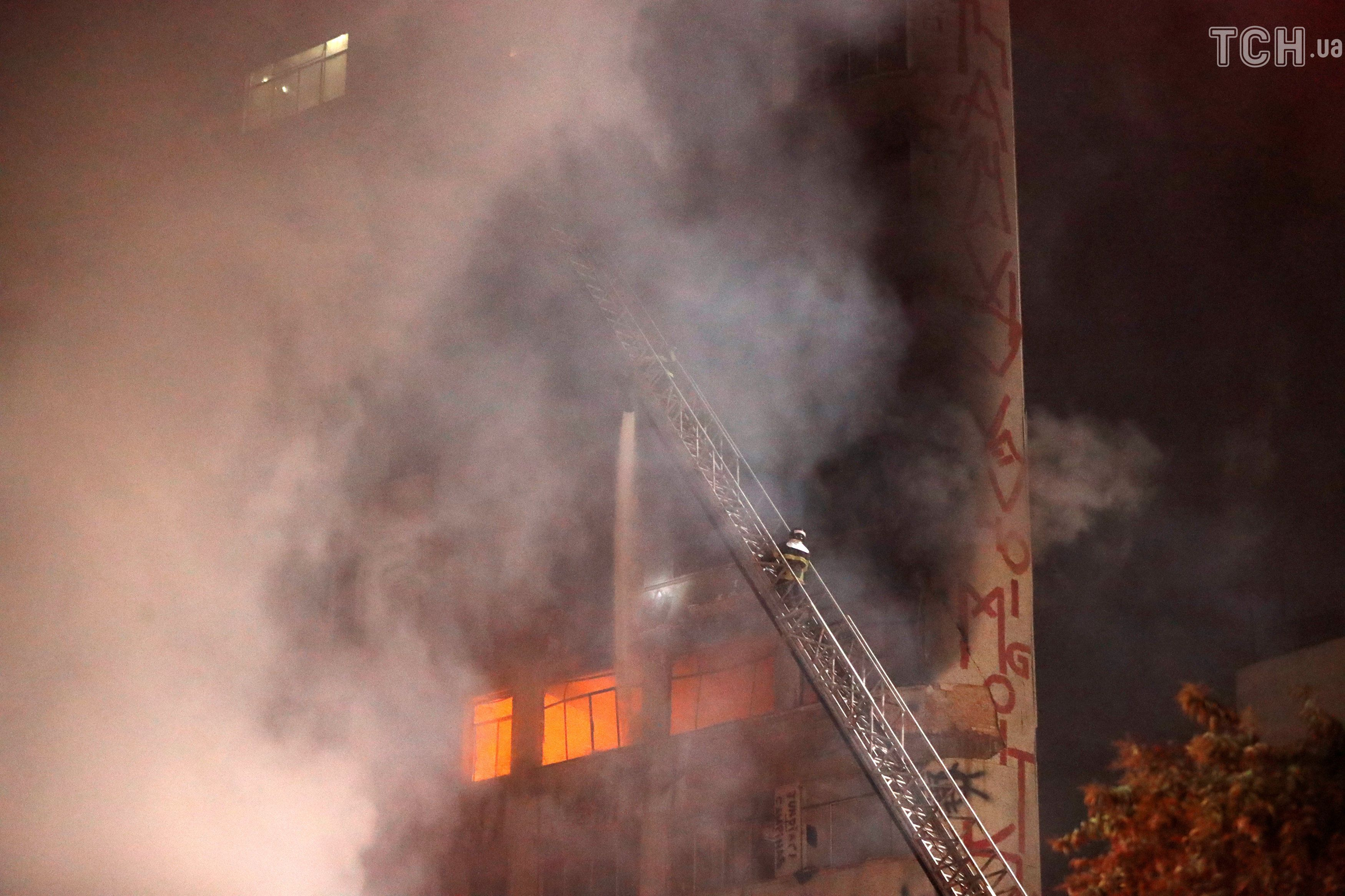 Пожежа в Сан-Пауло, Бразилія_1