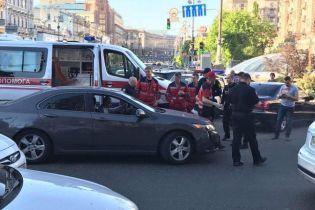 Нападник, якого не затримала поліція, втік до Баку - Найєм
