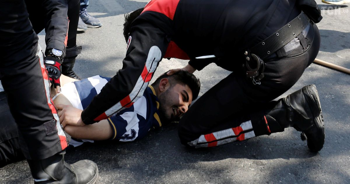 День праці уСтамбулі: поліція затримала понад 80 осіб