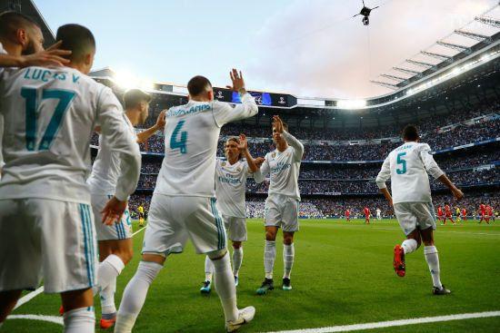 """""""Реал"""" не зміг обіграти """"Баварію"""" вдома, але їде до Києва на фінал Ліги чемпіонів"""