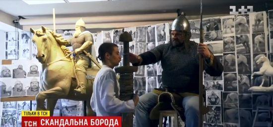 Проект пам'ятника Іллі Муромцю в Києві підірвав інтернет і наукове середовище в столиці