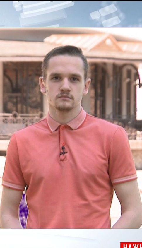 В Умани неизвестный забежал в отель и до смерти забил администратора заведения