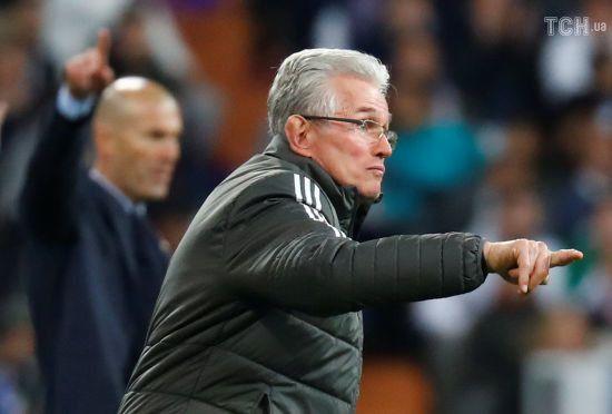 """Головний тренер """"Баварії"""" після поразки від """"Реала"""" оголосив про завершення кар'єри"""