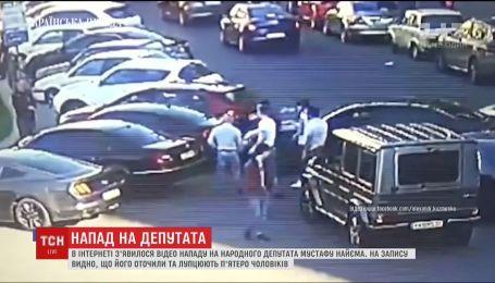 Главного нападающего на Мустафу Найема объявили в розыск