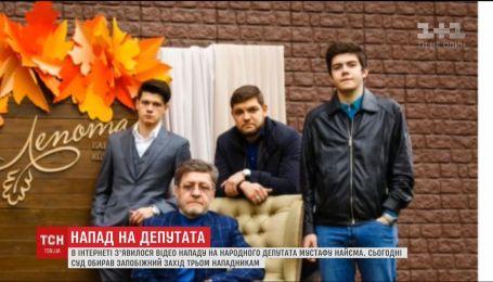 ТСН з'ясувала нові факти про нападників на депутата Мустафу Найєма