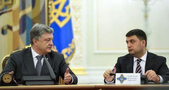 Порошенко пригрозив в'язницею організаторам підкупу виборців під час голосування до ОТГ