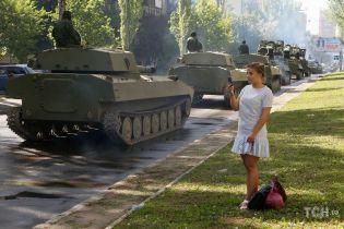 У Росії стверджують, що журналісти-пропагандисти потрапили під обстріл на Донбасі