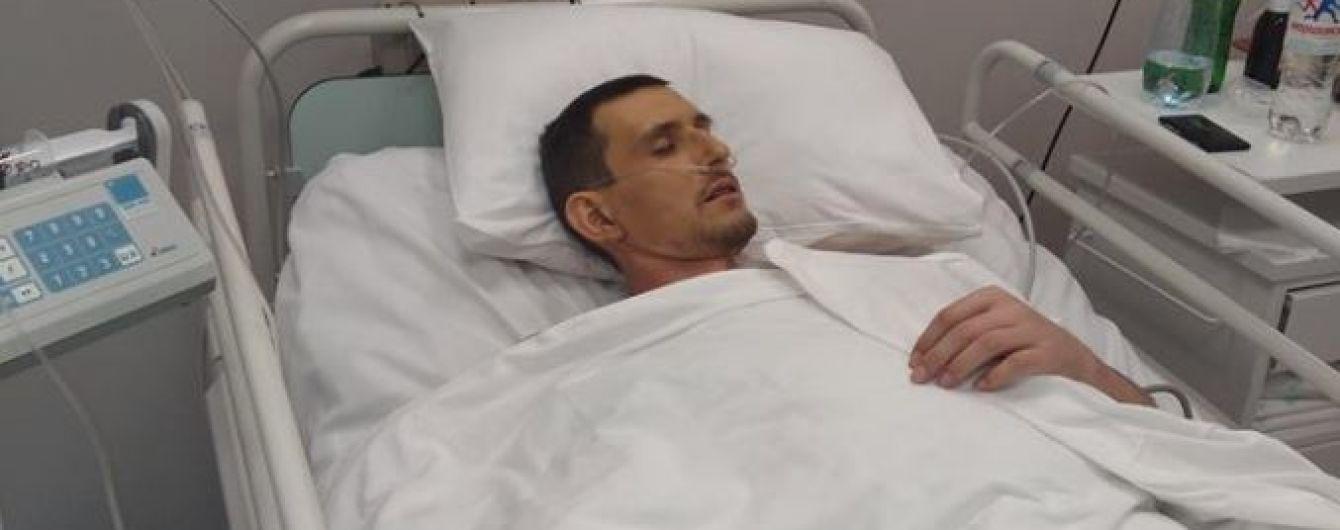 Дружина Сергія просить допомоги в порятунку життя чоловіка
