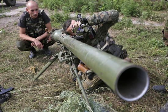 Перший день літа пройшов без втрат серед українських військових - штаб ООС
