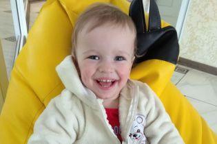 2-летний Ростик нуждается в усиленной реабилитации