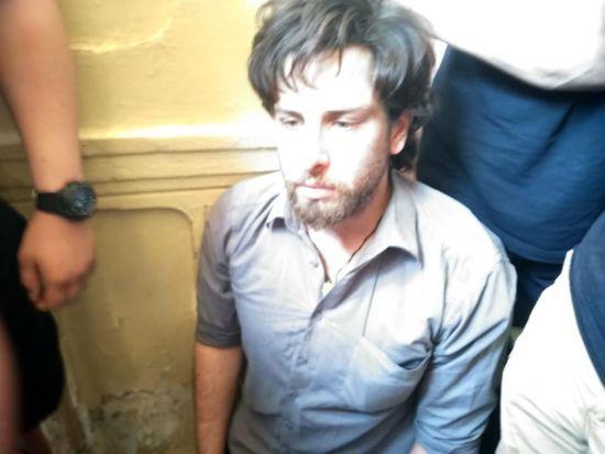 У Києві націоналісти схопили бразильского бойовика Лусваргі, який воював на Донбасі