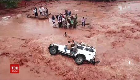 Наводнение в Кении унесло жизни более сотни людей