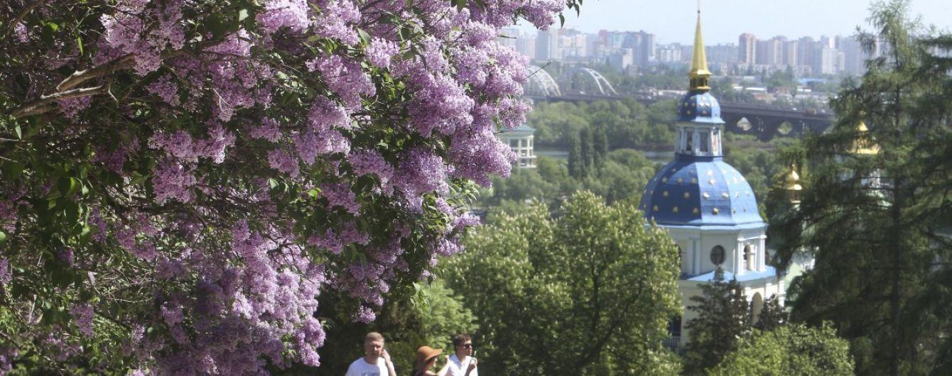 Найтепліші ночі за 137 років: у Києві офіційно побито температурні рекорди травня