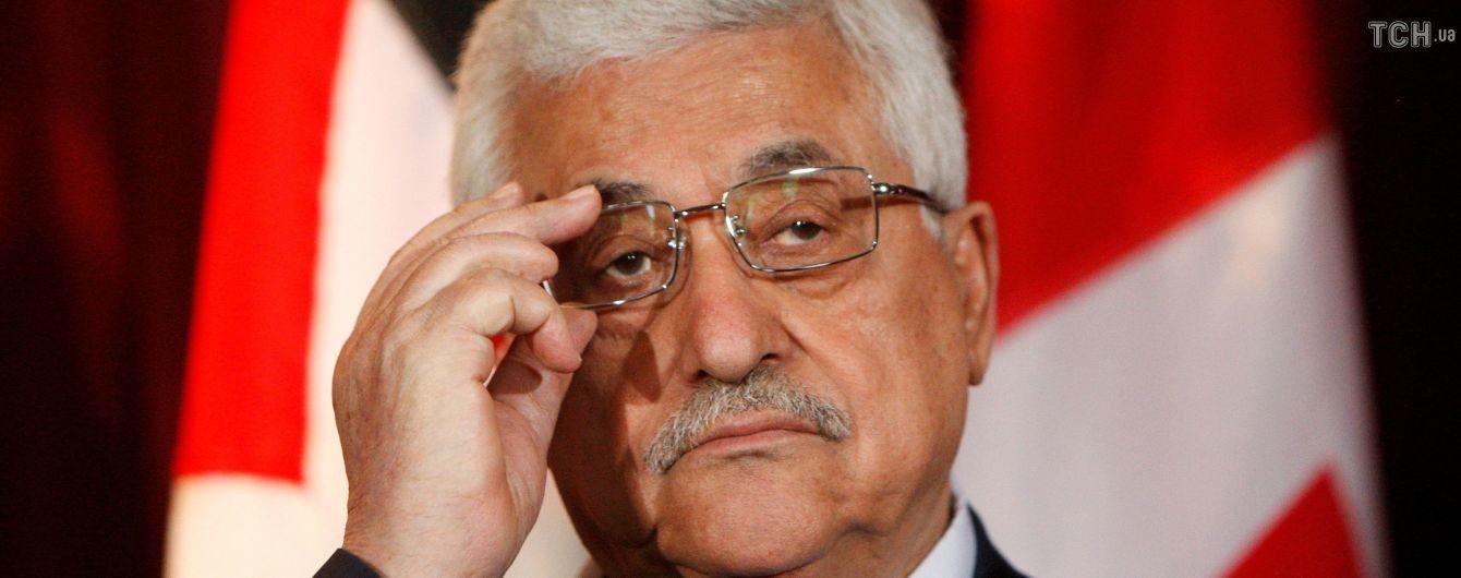 Махмуд Аббас вибачився перед євреями за заперечення Голокосту