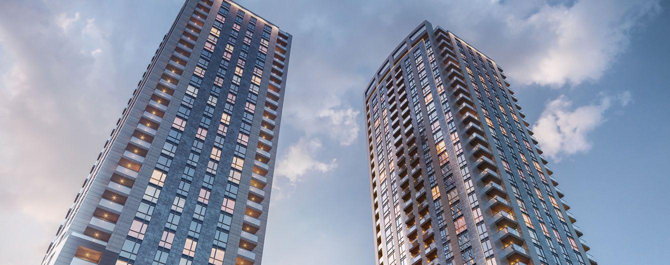 В Украине утвердили ограничения на строительство многоэтажек