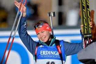 Російська біатлоністка дискваліфікована на два роки