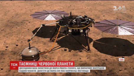 НАСА отправила на Марс впервые за последние 7 лет новый марсоход