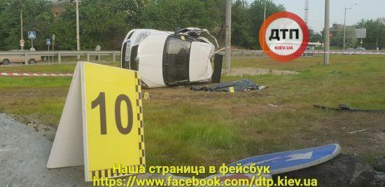 На столичній Кільцевій дорозі сталася смертельна аварія