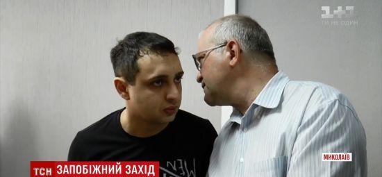 У Миколаєві суд заарештував мажора, який не виплатив компенсацій за збиту ним жінку