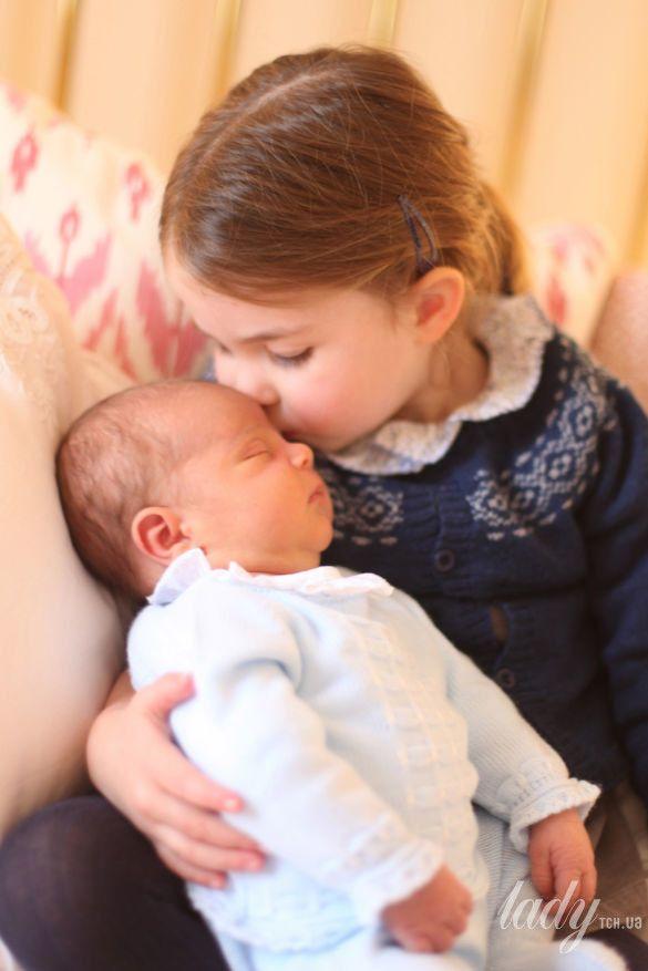 Принцесса Шарлотта и принц Луи_2