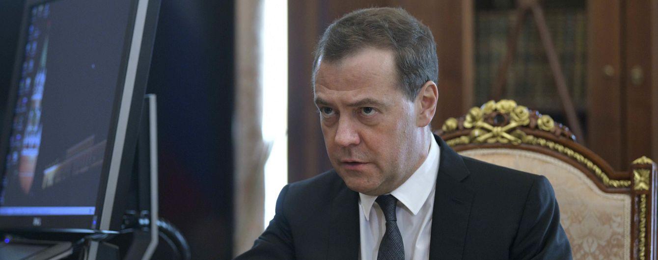 Правительство Медведева уйдет в отставку