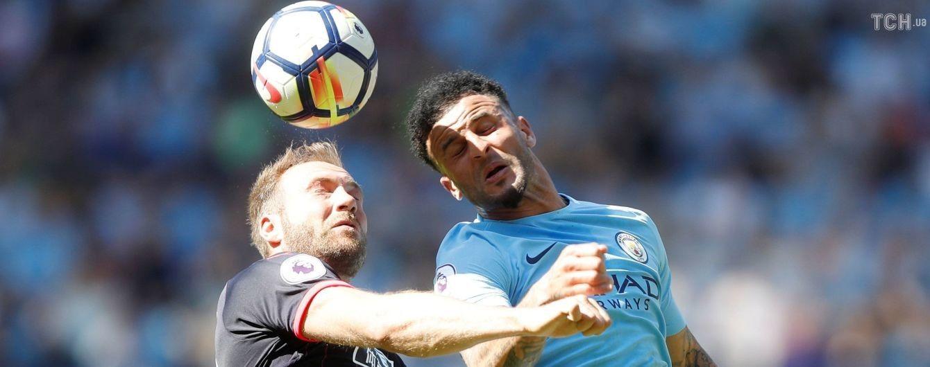 """""""Манчестер Сити"""" дома не смог переиграть """"Хаддерсфилд"""", Зинченко уже в шестой раз вне заявки"""