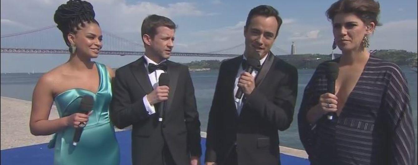 """У Лісабоні розпочалася офіційна церемонія відкриття """"Євробачення-2018"""""""