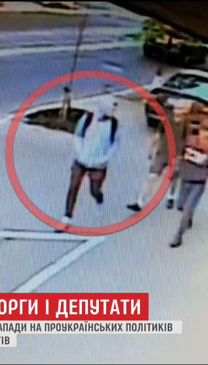 Вероятность спецоперации: между избиением депутата Найем и АТОшника Вербича может существовать связь