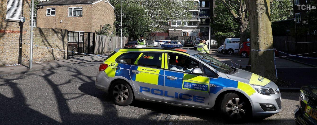 В Лондоне с разницей в несколько минут подстрелили двух мальчиков 12 и 15 лет