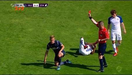 Олимпик - Сталь - 0:2. Видео матча