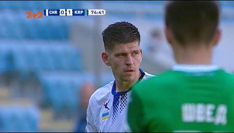 Черноморец - Карпаты - 1:1. Видео-обзор матча
