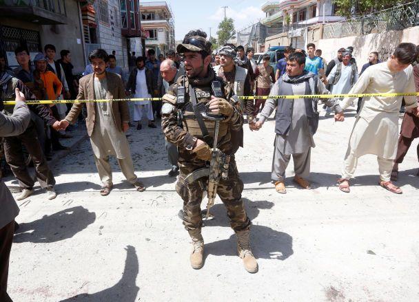 ВАфганистане в итоге  нападения боевиков погибли 9 человек