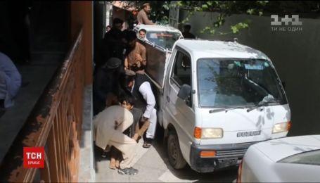 В Афганистане произошел взрыв в мечети, 17 человек погибли