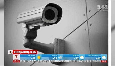 В украинских поездах установят камеры наблюдения