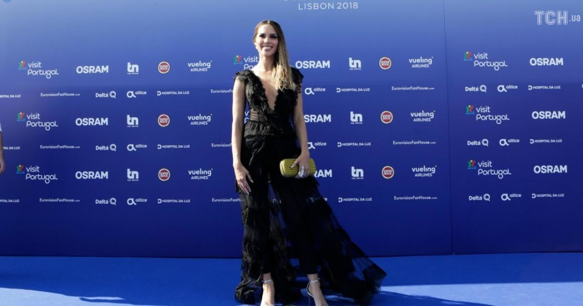 Представительница Хорватии @ Reuters