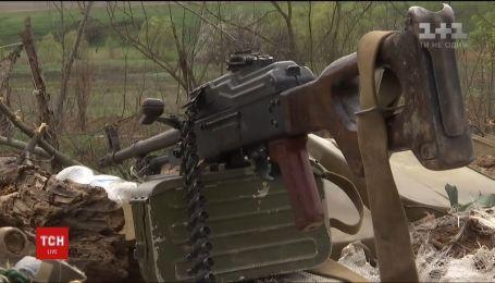 На Донеччині на вибуховому пристрої підірвався український боєць