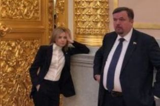 """Настрій: Наталя Поклонська. """"Няш-мяш"""" стала головним мемом інавгурації Путіна"""