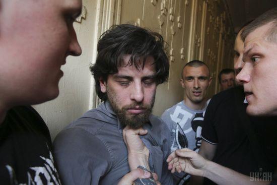Прокуратура просить два місяці арешту для бойовика-бразильця Лусваргі