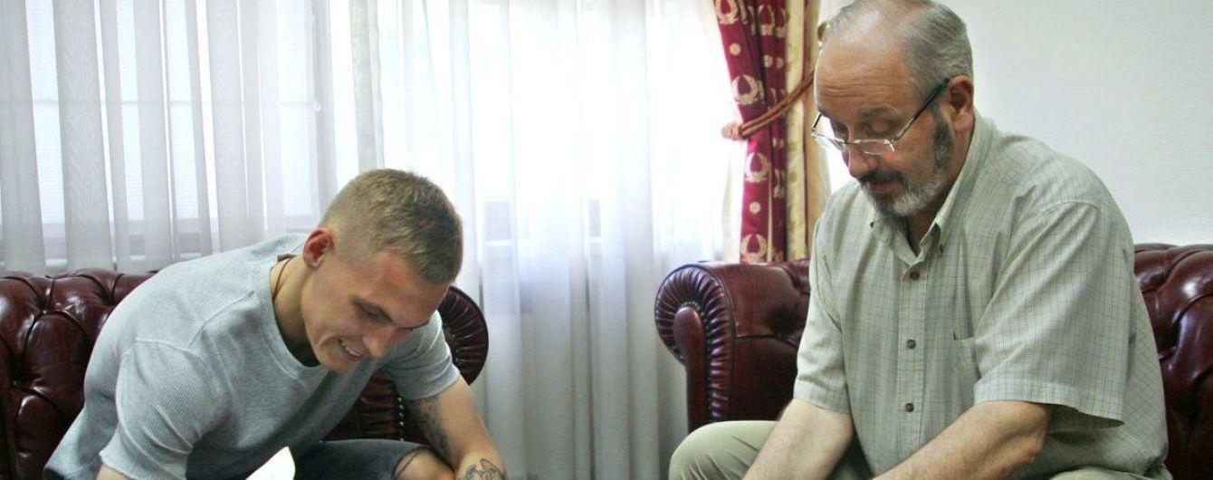 """""""Динамо"""" подовжило контракт з основним центральним півзахисником"""