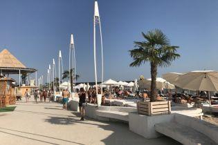 Популярний український курорт прикрасить нова вишукана набережна
