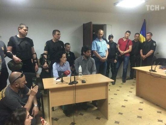 Суд обрав запобіжний захід бразильському бойовику Лусваргі