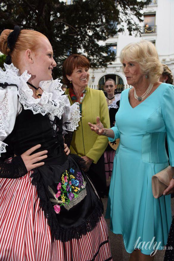Герцогиня Корнуольская и принц Чарльз_7