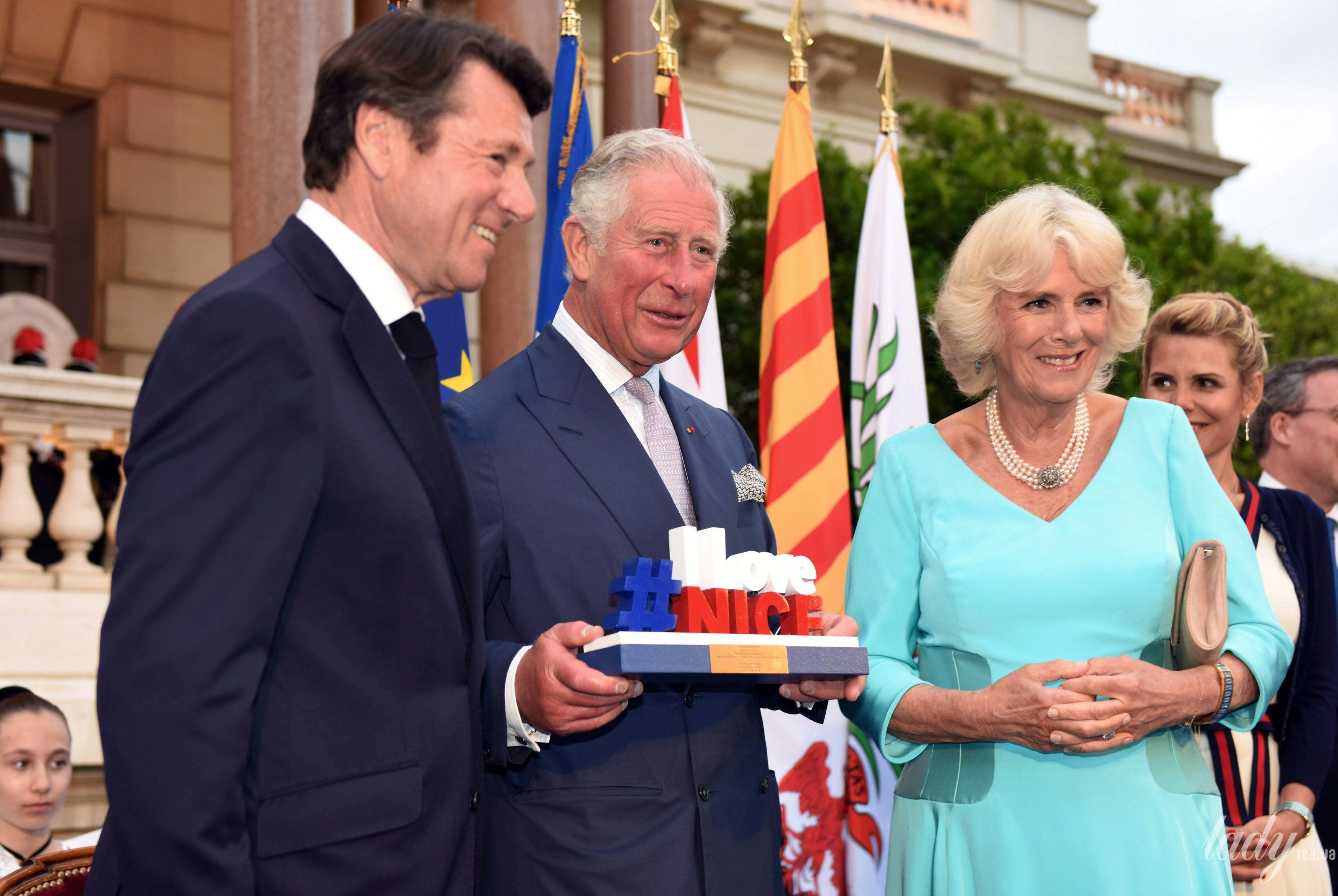 Герцогиня Корнуольская и принц Чарльз_8
