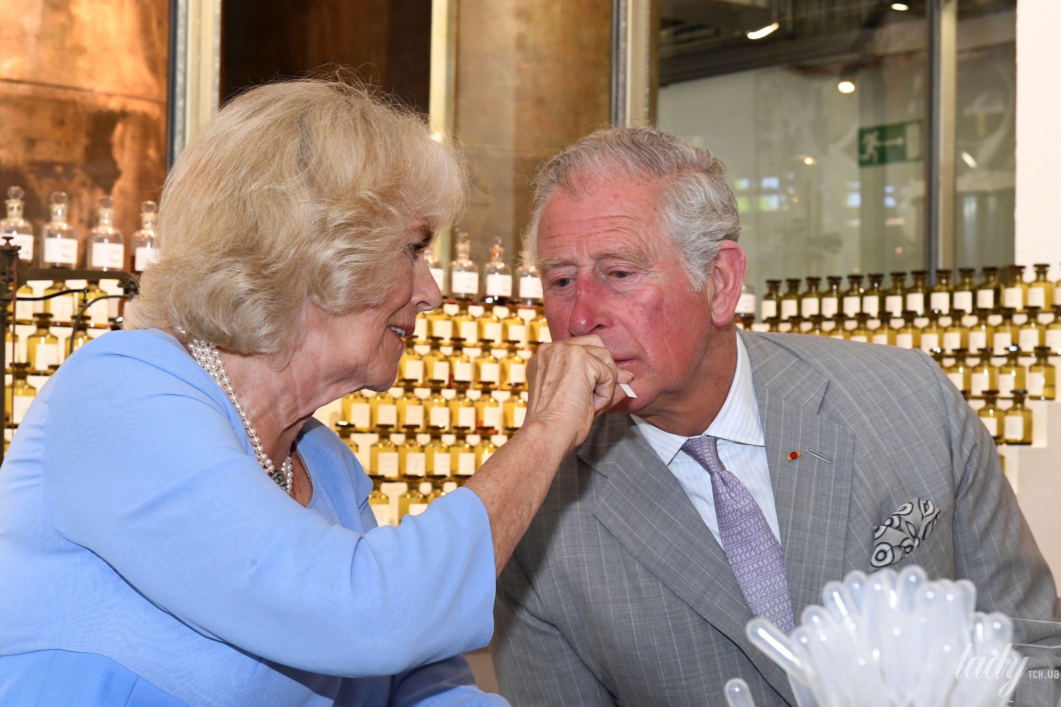Герцогиня Корнуольская и принц Чарльз_5