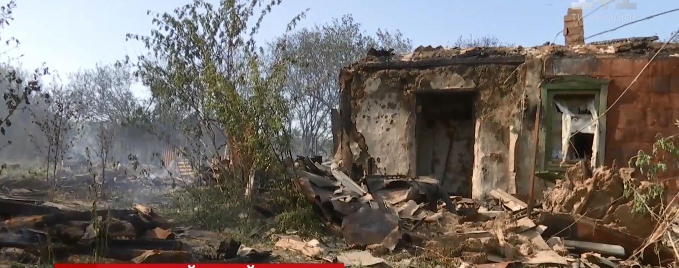 """""""Хорошо, что я утром не ел"""": военный в Зайцево рассказал, как в 5 метрах упал вражеский снаряд"""