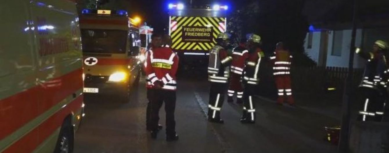 В Германии столкнулись поезда, есть погибшие