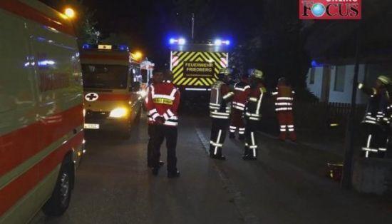 У НІмеччині зіштовхнулись потяги, є загиблі