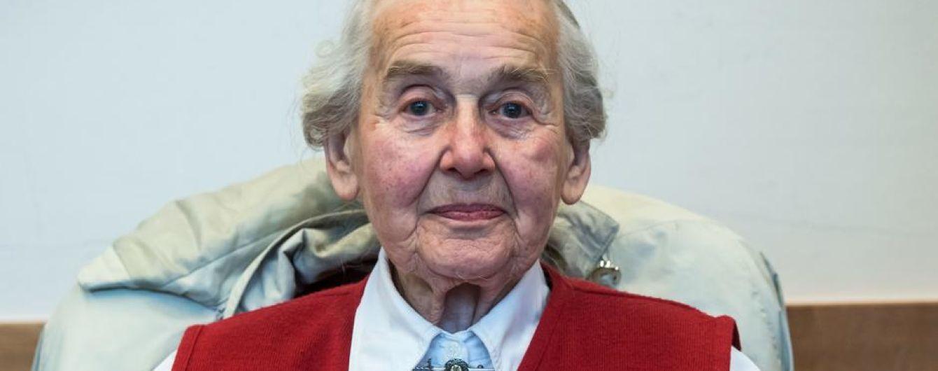 89-летнюю немку посадили за отрицание Холокоста