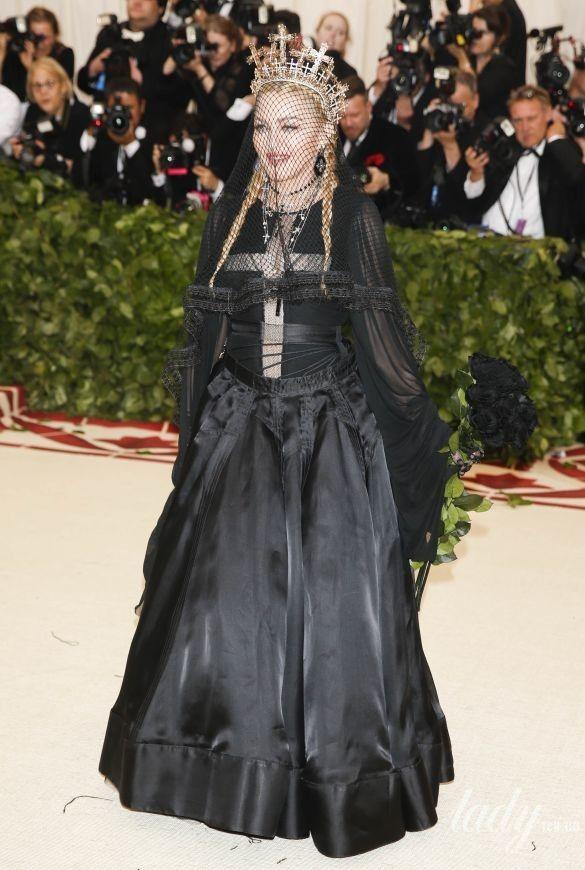 Мадонна на  Met Gala-2018_1